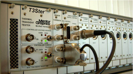Simcenter T3STER